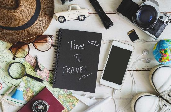Trip planning, Travel