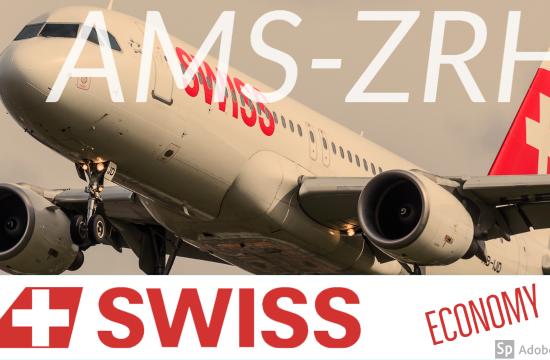 Swiss Air Lines A320